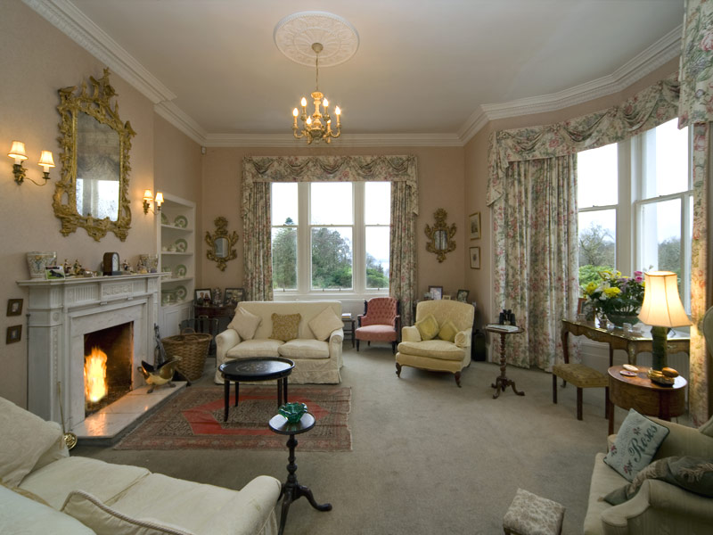 Spacious and elegant rooms offering country house luxury